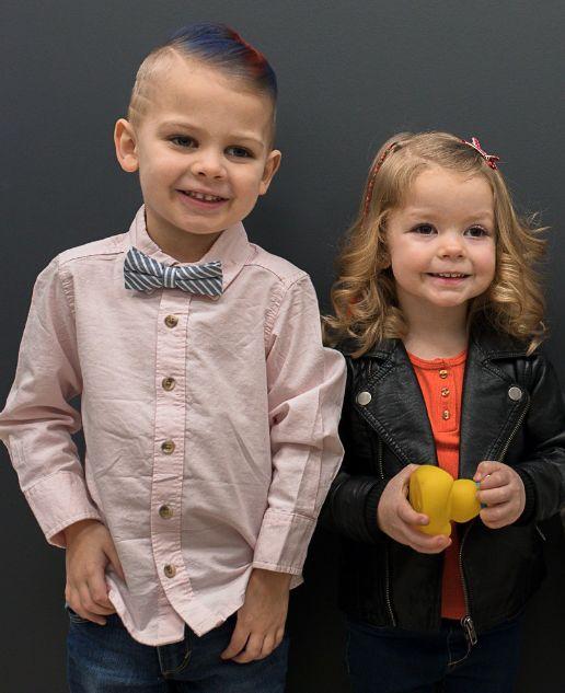 Beaners fun hair cuts for kids