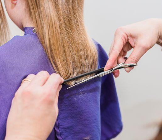 Basic hair trims